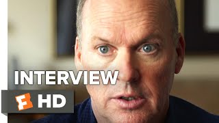 American Assassin Interview - Michael Keaton (2017) | Movieclips Coming Soon