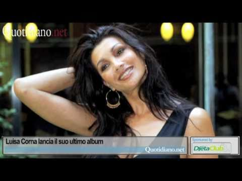 Luisa Corna lancia il suo ultimo album