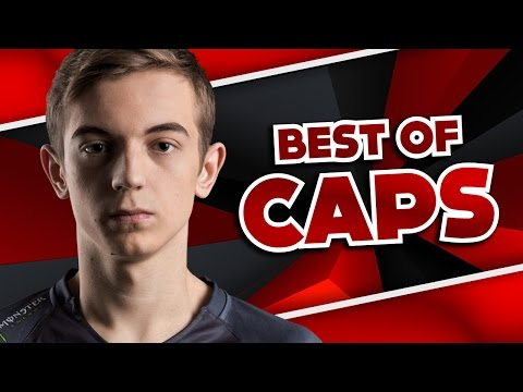 Best Of Caps - Baby Faker | League Of Legends
