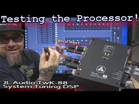 Xxx Mp4 Testing The Processor JL Audio TWK 88 Crossover EQ Clean Optical Inputs Escalade Install Vid 4 3gp Sex
