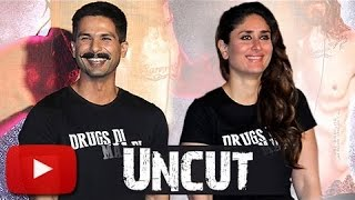 UDTA PUNJAB Trailer launch: Ex-lovers Shahid-Kareena Came Face to Face