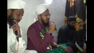 Tum ho Jane Ali Manqbat recite by Sayyed Ahmed