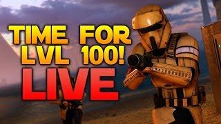 Star Wars Battlefront LIVE: 2017 = LEVEL 100!