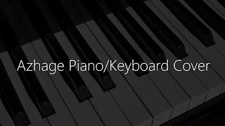Azhagae (Kathakali) Piano/Keyboard Cover #haryp