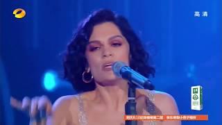 Jessie J sings Ain't Nobody The Singer 2018