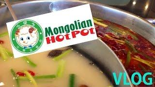 Little Sheep Mongolian Hot Pot |VLOG #1| KaitatoDiaries
