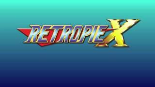 MegaMan X Splash Screen for RetroPie