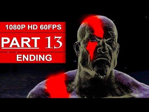 God Of War 3 Remastered Ending Gameplay Walkthrough Part 13 [1080p HD 60FPS] Zeus Boss Battle