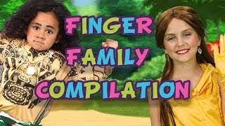The Most Epic Finger Family Song   Compilation   Finger Family   Kids Songs   Family Songs