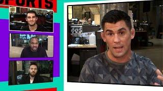 Dominick Cruz Says Cody Garbrandt Is Obsessed With Him | TMZ Sports