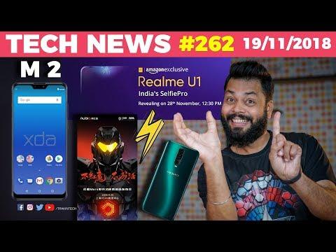 Xxx Mp4 Realme U1 Launch Zenfone Max Pro M2 Oppo R Coming To IndiaRed Magic Mars Huawei FoldableTTN262 3gp Sex