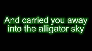 Owl City - Alligator Sky ft. Shawn Chrystopher + [Lyrics On Screen] - HQ/HD