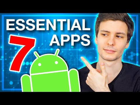 Xxx Mp4 Top 7 ESSENTIAL Android Apps You All Need 3gp Sex