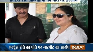 Actress Rati Agnihotri Files Domestic Violence Case Against Husband - India TV
