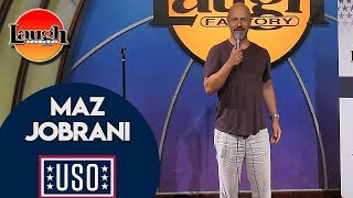 Maz Jobrani | Immigrant Parents | Laugh Factory Stand Up Comedy
