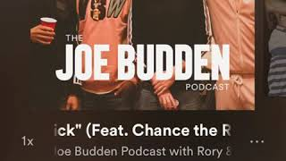 CHANCE the RAPPER FREESTYLES on the JOE BUDDEN PODCAST