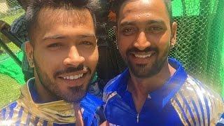 IPL 2016: Hardik Pandya And Krunal Pandya Are First Brother-Pair To Be Part Of Same Team