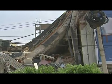 Serious damage in central Mexico after major earthquake