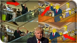 OMG! THE SIMPSONS PREDICTED DONALD TRUMP