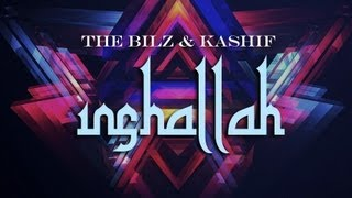The Bilz & Kashif - Inshallah Official Lyric Video [Massari - Shisha ft. French Montana Remix]