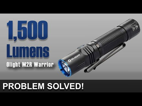Xxx Mp4 Perfect 1500 Lumens Olight M2R Warrior 3gp Sex