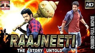 Raajneeti - The Story Untold l 2016 l South Indian Movie Dubbed Hindi HD Full Movie