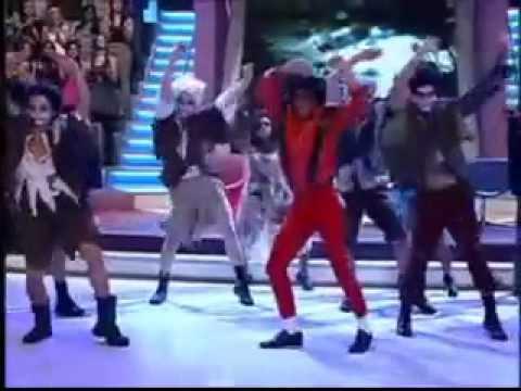Rodrigo Faro dançando Michael Jackson Thriller O MELHOR DO BRASIL 26 06 2010 RECORD