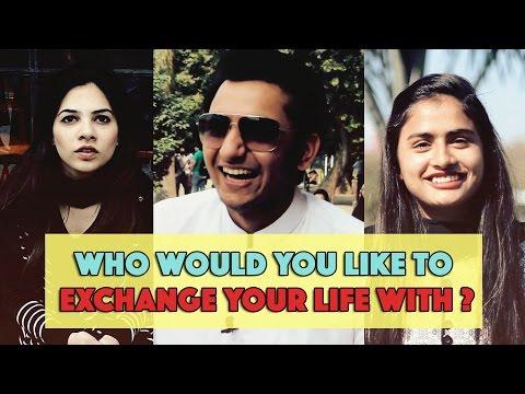 Bolo Pakistan Who Would You Like To Exchange Your Lives With MangoBaaz