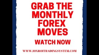Forex Technical Analysis-Trading Monthly and Daily Charts
