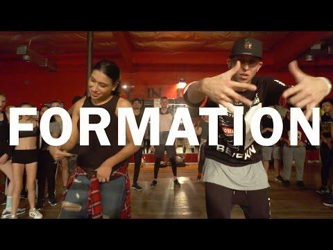 FORMATION Beyonce Dance MattSteffanina Choreography Lemonade