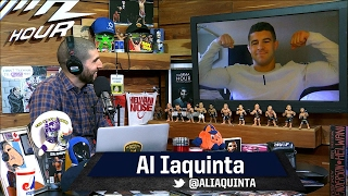 Al Iaquinta Blasts UFC Bonus System, Takes Aim at Dana White: 'Go F*ck Yourself'