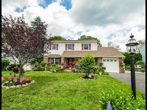 Home For Sale 4 BD 3.5 BA Ptnl In-Law Ste 686 Woodlyn Dr Langhorne PA 19053 Bucks County Real Estate