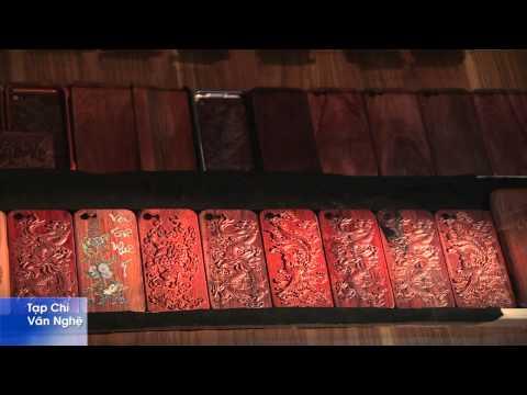 Tạp chí văn nghệ:Điện thoại vỏ gỗ-Áo mới cho dế