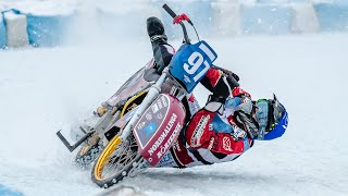 10.02.2019 FIM Ice Speedway World Championship.Shadrinsk(RUSSIA) Final 2, Day 2.FULL RACE, ALL HEATS