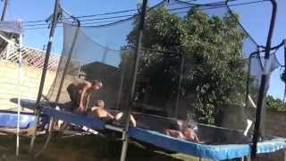 Royal Rumble (Trampoline)