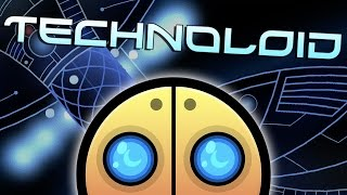 (2.1) Geometry Dash Autos - Technoloid - By HyperCube1
