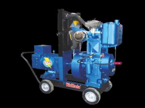 Vidhata 7.5kva / 7kw Generator
