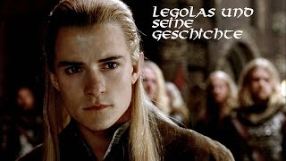 Legolas Die Geschichte und Macht (Zusammenfassung) Deutsch HQ Der Herr der Ringe/Der Hobbit
