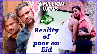 Reality of Poor on Eid | Full Entertainment | Firoj Chaudhary | Eid Special