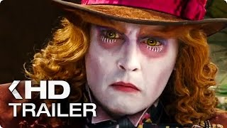 Alice Through the Looking Glass Official Trailer 2 (2016)