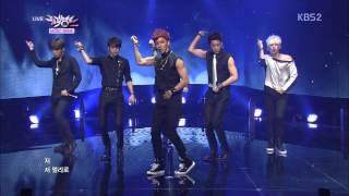 130816 Beast - Shadow @ Music Bank [1080p]
