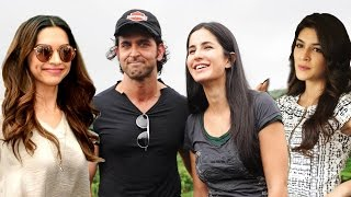 Katrina, Deepika, Kriti Sanon Fight For Hrithik Roshan