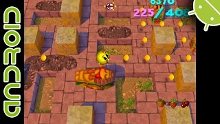 Ms. Pac-Man Maze Madness | NVIDIA SHIELD Android TV | Mupen64Plus FZ Emulator [1080p] | Nintendo 64