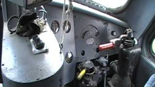 Cab Ride In An Ailing E8A May 2nd, 2010 Part 1