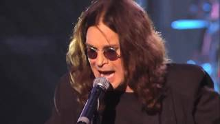 ozzy osbourne shot in the dark live