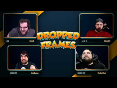 Dropped Frames Week 99 Video Games Part 2