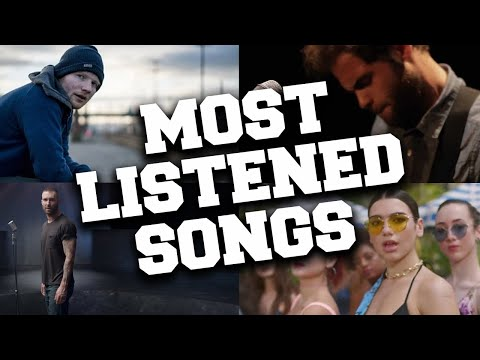 Xxx Mp4 Top 100 Most Listened Songs In 2019 January 3gp Sex