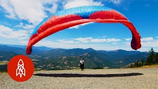 Sky Racing: Competitive Paragliding With the World's Best