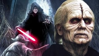 10 Interesting Facts About DARTH SIDIOUS