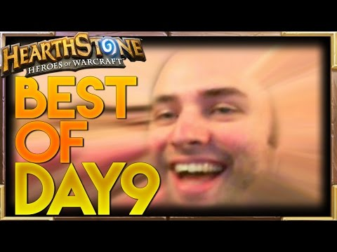 Best of Day9 | Hearthstone Funny Lucky Fail Best Plays | Hearthstone Day9 Montage